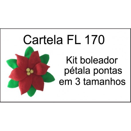 Cartela FL 170