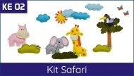 Kit Especial 02 - Kit Safari